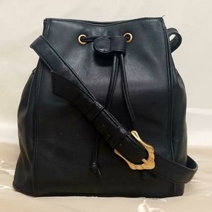 Liz Claiborne Leather Crossbody